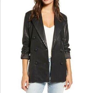 NWT ☀️ BLANKNYC Faux Leather Jacket